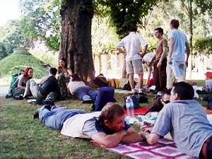pique-nique Gayvox 21 juin 2003