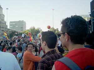Gay Pride Madrid 2005