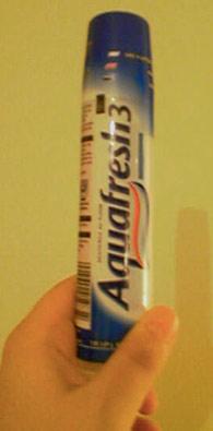 Dentigode Aquafresh 3