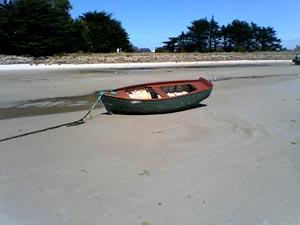 Barque perdue...