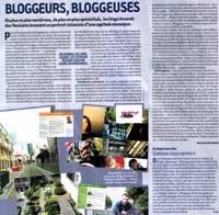Bloggeurs, bloggeuses