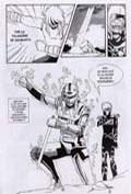 Parodies des Chevaliers du Zodiaque