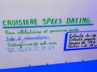 La croisière Speed-dating gruissannaise