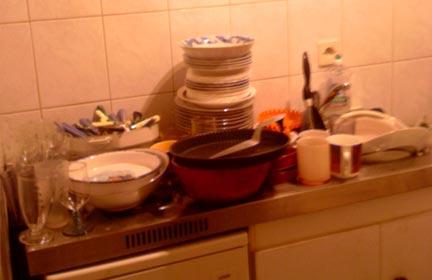 Cuisine après JDA !
