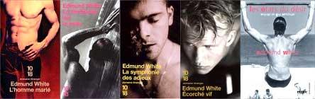 Romans d'Edmund White en 10-18