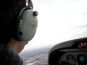 Je vous présente mon pilote et initiateur : XIII