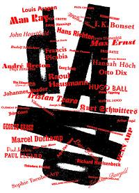 "Exposition \""Dada\"" au Centre Georges Pompidou"