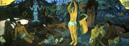 Gauguin - Tahiti, l'atelier des Tropiques au Grand Palais