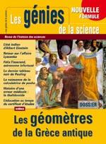 Les génies de la science - Les géomètres de la Grèce antique - N°21