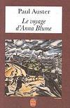 Le voyage d'Anna Blume - Paul Auster