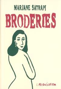 Marjane Satrapi - Broderies