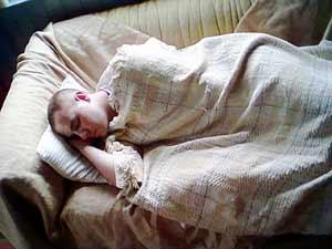 Matoo fait la sieste