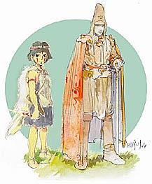 Miyazaki-Moebius - Musée de la monnaie