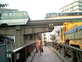 Monorails - Tokyo - Tamashi