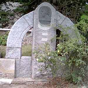 le Monument à la mémoire de Victoria Melita