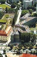 Musée Juif vu d'en haut