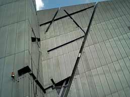 facade du musée Juif de Berlin