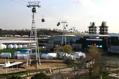 Panorama Expo 2005 Aichi