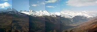 Panorama Montchavin