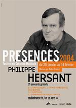 Presences 2004 - Radio France