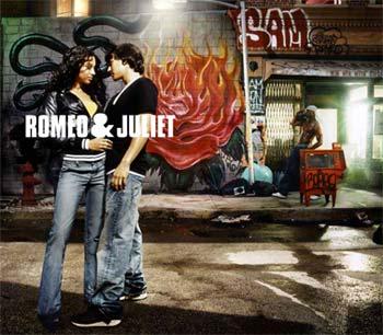 Romeo & Juliet selon H&M