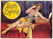 Ruth Sylvia - Over Tatouée