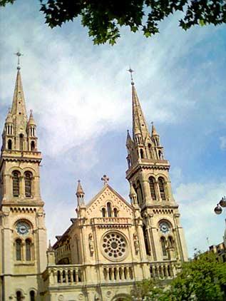 Eglise Saint-Ambroise - Paris