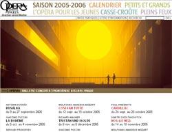 Site de l\'Opéra de Paris