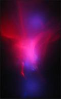 Thomas Wilfred, Untitled. Opus 161, 1965-1966. Composition de lumière évolutive (une phase) Durée totale: 1 an, 315 jours, 12 heures.