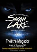 Swan Lake au théâtre Mogador