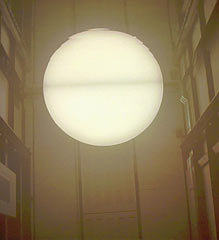 Weather Project - Tate Modern - Soleil