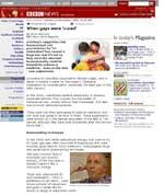 BBC - When gays were cured