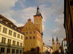 Vue de Würzburg