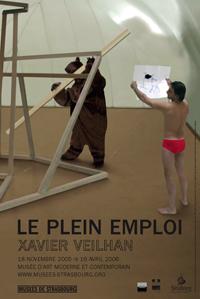 Le Plein emploi - Xavier Veilhan