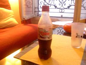 Diet Cherry Coke