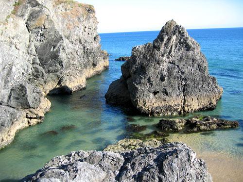 Plage du Dotchot à Belle-Ile-en-Mer