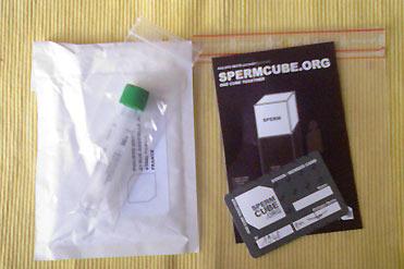 Kit SpermCube