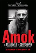 Amok au Théâtre du Renard