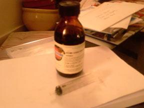 Ma dose et ma seringue