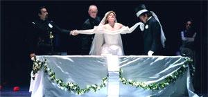 « Lucia di Lammermoor » de Donizetti à l'Opéra Bastille