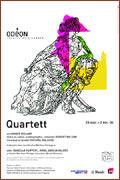Quartett - Théâtre de L'Odéon