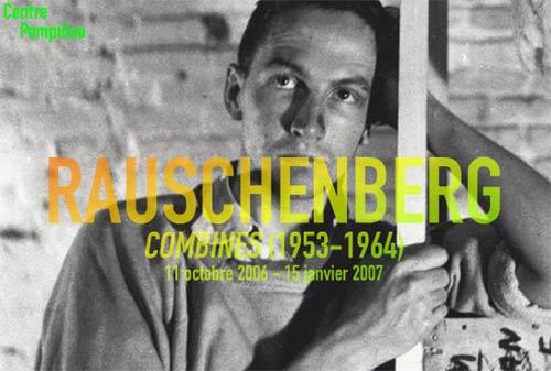 Robert Rauschenberg - Combines (1953-1964)