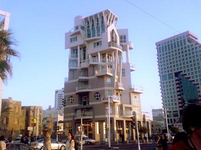 Immeuble de Tel Aviv