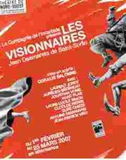 « Les visionnaires » au théâtre du Nord-Ouest