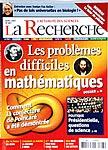 La Recherche - Avril 2007