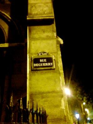 Rue Deguerry