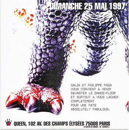 AbFab au Queen - 1997