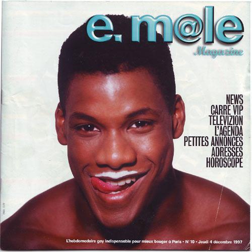E-Male Décembre 1997 - N°3