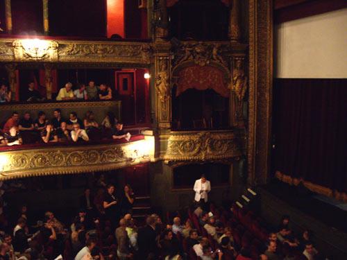 Eurovartovision 2007 au théâtre du Gymnase