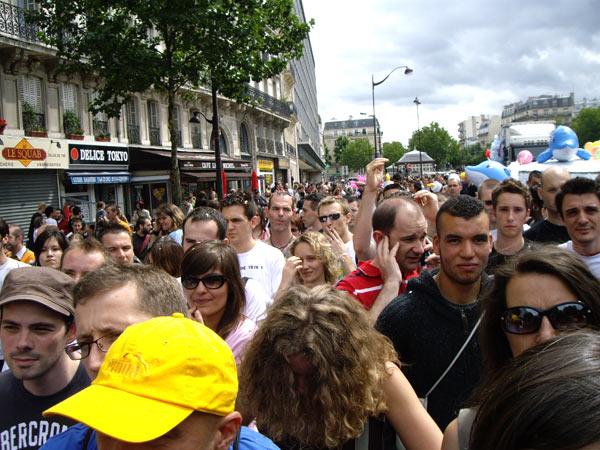 Coxx* à la Gay Pride 2007